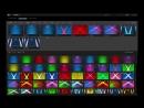 Rekordbox dj Lighting mode Tutorial - Creating Venue and Scene Presets