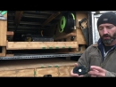 Мастерская на колёсах Contractor Truck Drawers and Shelving Set Up