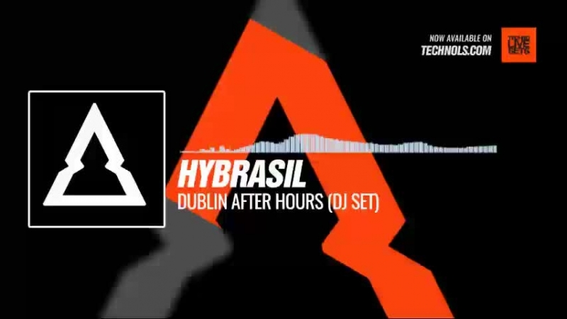@HybrasilMusic - Dublin After Hours (DJ Set) Periscope Techno Music