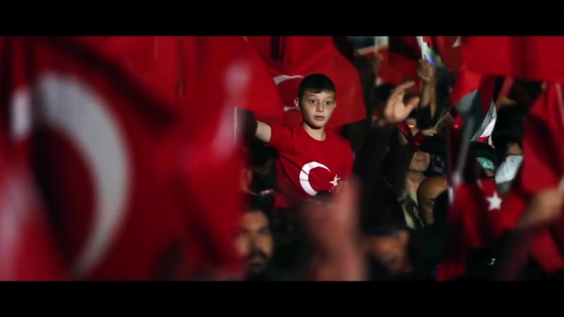 Ünlü Sanatçılardan TÜRKİYE MARŞI (2018).mp4