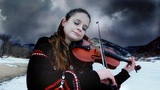 Ghost Ship (Round) - Original Song ~ Violin Katy Adelson