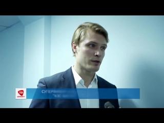 """Суперфинал ШБЛ """"КЭС-БАСКЕТ"""" в Нижнем Новгороде. Интервью для"""