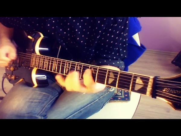 VPL2 Am blues with arpeggio - Ля минорный блюз с помощью арпеджио