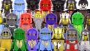 LEGO Knights Kingdom II Minifigure Collection