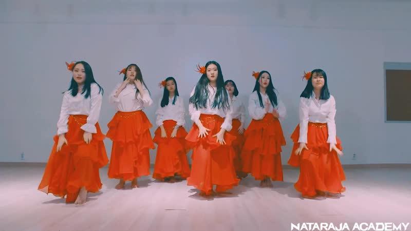 MAMAMOO(마마무) - 별이빛나는밤(Starry Night) Gangdrea Choreography