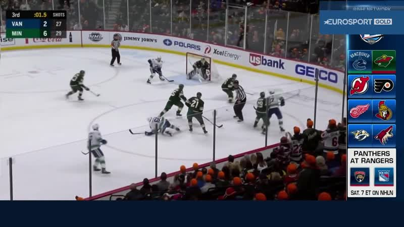 NHL On The Fly [15.11.2018, Eurosport Gold HD]