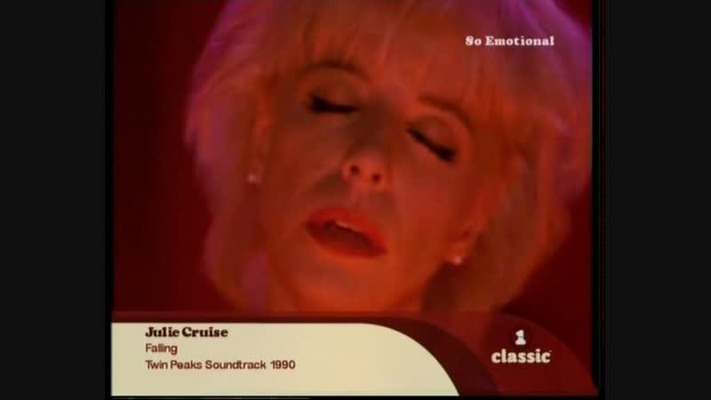 Julee Cruise. Falling (Twin Peaks, soundtrack, 1990)