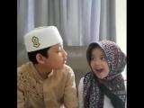 Песня с мусульманской молитвой в исполнении детей