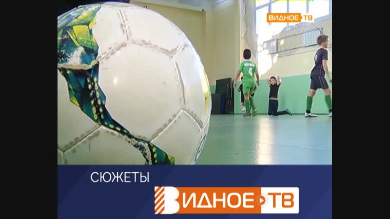 Спортивное Молоково - соревнования по мини-футболу