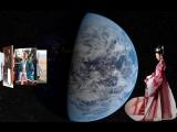 Earth and Empress Ki with Ha Ji Won