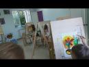 Урок живописи. Дягилева И.А.