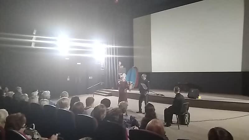 Частушки, концерт ДК Родина 10 декабря 2018 г