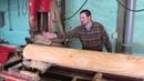 Northern Log Supply Log Lathe