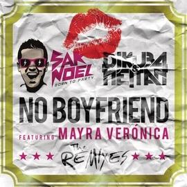 Sak Noel альбом No Boyfriend (Remixes)
