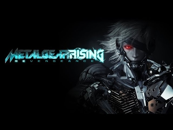 【MAD】Metal Gear Rising: Revengeance - Anime Opening Style