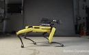 Boston Dynamics Dancing