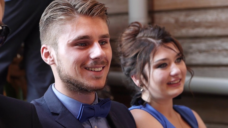 Красивый свадебный фильм ведущий Донецк