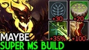 Maybe Shadow Fiend Super Movement Speed Build 7 18 Dota 2