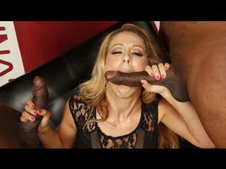 [BlacksOnBlondes] Cherie Deville [HD 1080, 2 on 1, Big Tits, Black, Blowjob, Creampie, Cumshot, Interracial, MILF, Sex, Swallow]