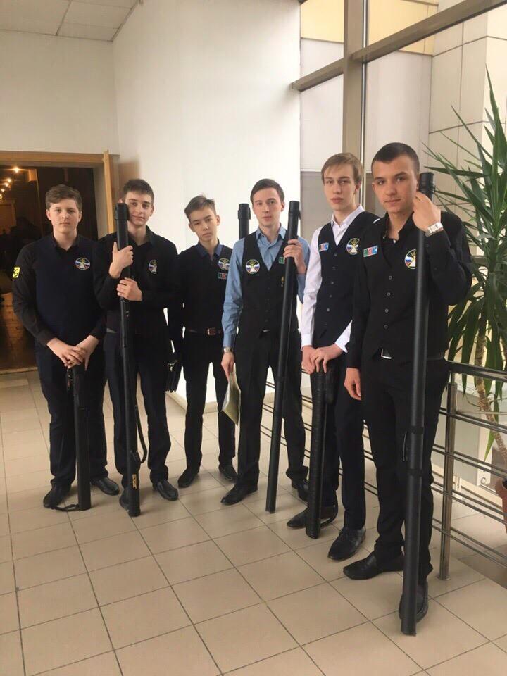 участники от Рязанской области