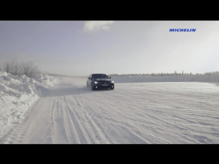 Michelin x-ice north 4 #рулизимой