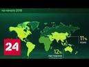 Мир в цифрах Где самые высокие ставки НДС Россия 24
