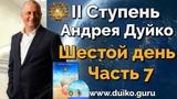 2 ступень 6 день 7 часть Андрея Дуйко Школа Кайлас 2015 Смотреть бесплатно