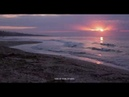 Azov sea sunset Relax video