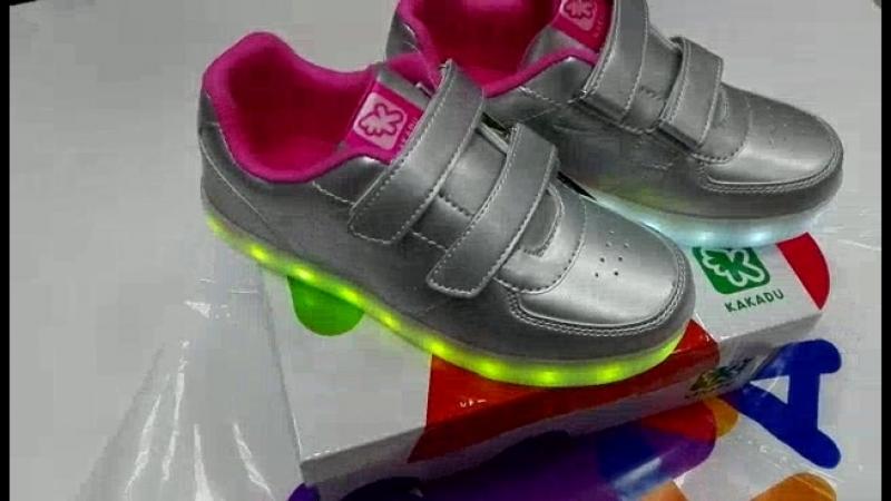 кроссовки с usb