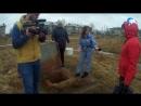 Колокольня 4 д Зуево Чудовский район грязная вода