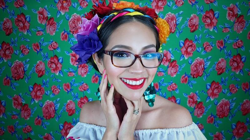 Cómo hacer Peinado mexicano/Trenza mexicana para fiestas patrias - Mama Kish