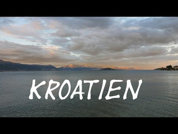 Отпуск в Хорватии Сплит Трогир Чиово