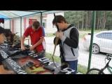 Чемпион по сборке/разборке автомата Калашникова