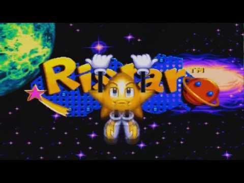 Ristar.Полное прохождение Sega Mega Drive/Сега мега драйв