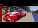 VK LIVE SRS Monza @ Alfa Romeo 155 TI V6 - LIVE ONBOARD