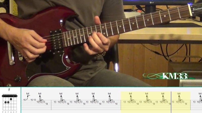 Led Zeppelin - Stairway To Heaven - Guitar Solo (Tutorial)