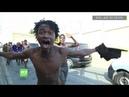 Une centaine de migrants pénètrent de force à Ceuta, des gardes civils blessés à l'acide