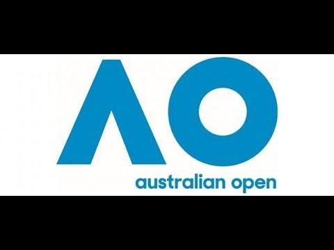 Australian Open 1st round M. Sharapova vs H. Dart