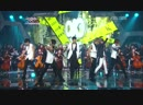 110902 KBS «Music Bank» Infinite - Be Mine Orchestra Remix