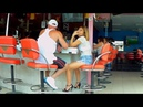Pattaya, Soi Made In Thailand. Beer bars, ladies and customers