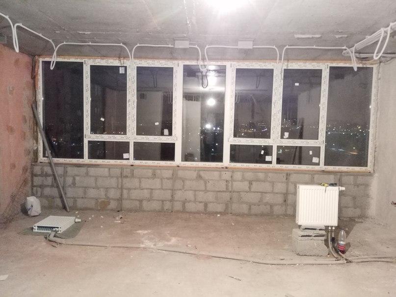 Конвекторное отопление квартиры