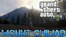 Grand Theft Auto V DRIVING OFF MOUNT CHILIAD Michael Free Roam Gameplay