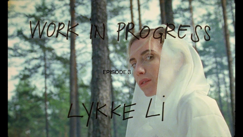WeTransfer Presents Work In Progress Lykke Li