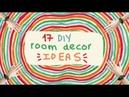 🐛easy aesthetic diy room decor ideas🐛