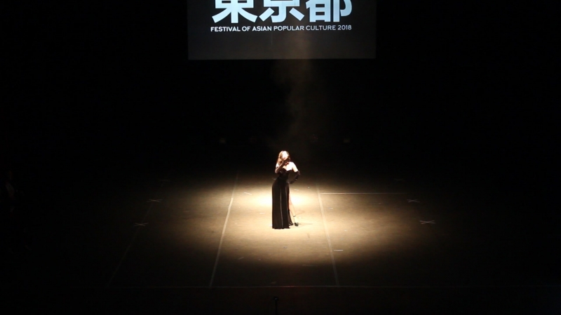 Nelly Rip - RavenSpicy City (Нижний Новгород) - FAP 2018. Festival of Asian Popular culture