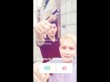180814 BM (KARD) @ Instagram jocef.ceo