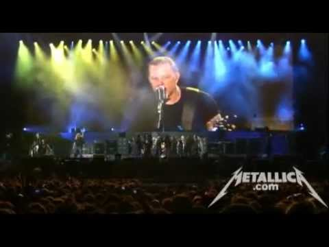 Metallica, Slayer, Megadeth, Anthrax and Diamond Head - Am I Evil? [Live Knebworth, England 2011]