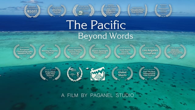 The Pacific. Beyond words.