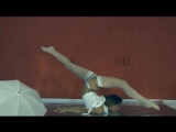 Contortion Gymnastics Stretching Splits Flexible set07