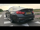 BMW M4 F82 w/ Fi Exhaust - LOUD Revs, Accelerations, POP BANGS!!